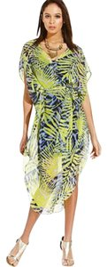 Green and blue Maxi Dress by Guess By Marciano