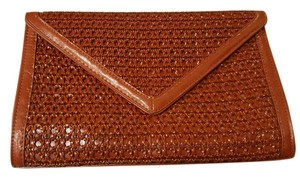 Francesca's brown Clutch