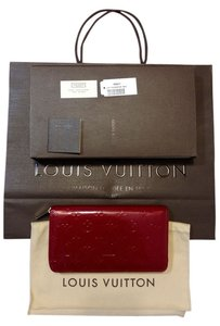 Louis Vuitton Pomme d'Amour (sparkling red) Clutch