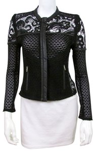 IRO Crochet Black Jacket