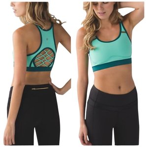 Lululemon New With Tags Lululemon Sweaty Or Not Sports Bra II MENTHOL SZ 6