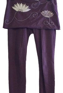 Synergy Organic Clothing Plum Leggings