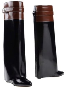 Givenchy Rare Two-tone Sold Out Black Boots