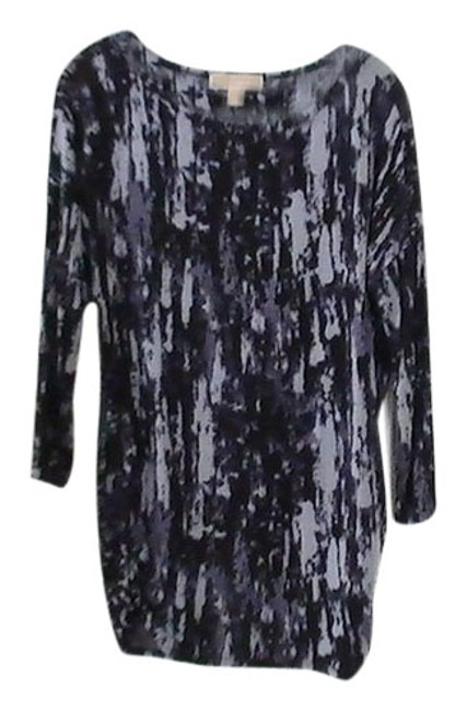 Item - Blue Multi Tunic Size 10 (M)