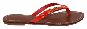 Tory Burch Thong Sandal Red Sandals