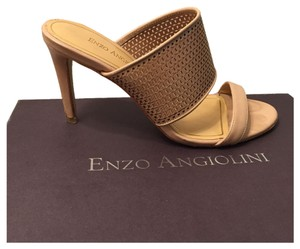 Enzo Angiolini Tan Sandals