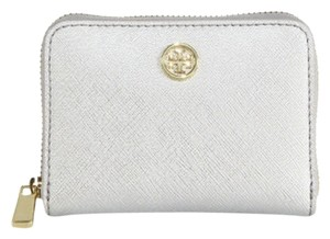 Tory Burch Robinson Mini Coin Wallet