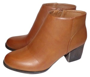 Forever 21 Brown cognac Boots