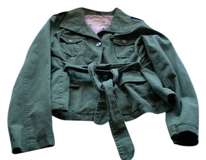 Mossimo Supply Co. Green (Army) Jacket