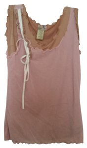 Buffalo David Bitton Top Pink & Beige