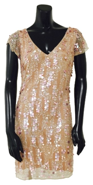 Item - Pink 054433810 Above Knee Night Out Dress Size 2 (XS)