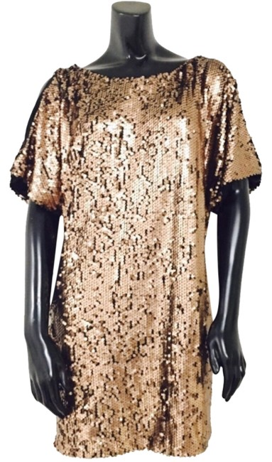 Item - Copper 141701510 Knee Length Night Out Dress Size 0 (XS)