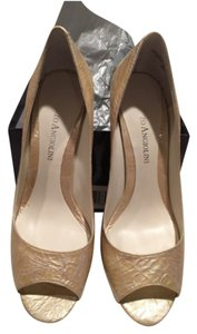 Enzo Angiolini Medium beige Pumps