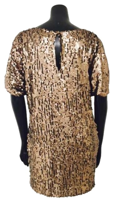 Item - Copper 141701510 Knee Length Night Out Dress Size 6 (S)