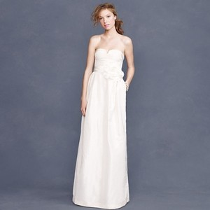 J.Crew Sasha Gown Wedding Dress