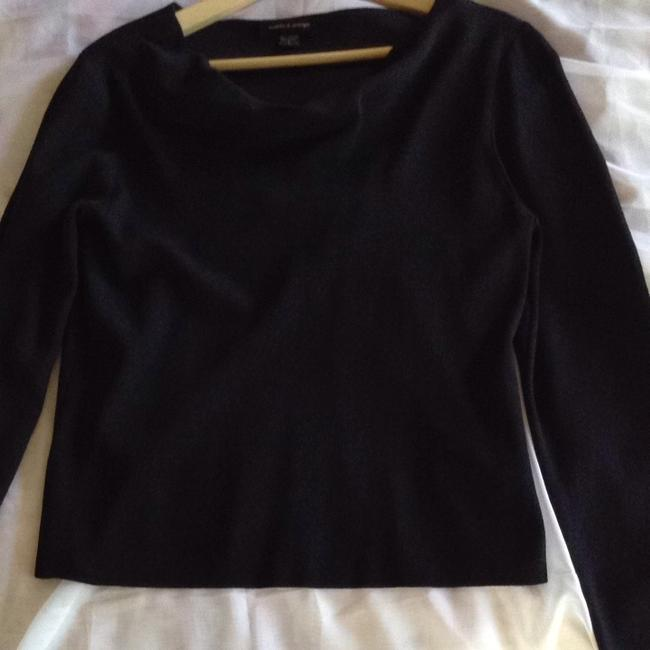 Cable & Gauge Long S Longsleeve Top Black