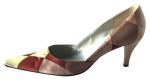 Emilio Pucci Multi color Pumps