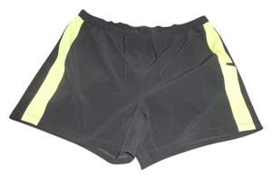 Champion Champion nylon workout casual shorts size large elastic waist