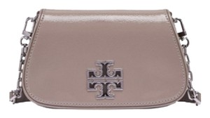 Tory Burch Grey Clutch