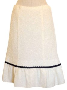 Nanette Lepore Skirt Cream