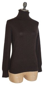 Banana Republic Wool Turtleneck Mock Neck Sweater