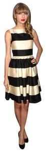 Kate Spade Striped Elegant Dress