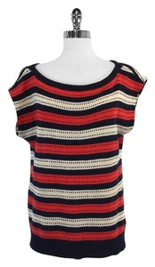 Marc by Marc Jacobs Striped Knit Sweater