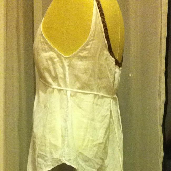 Free People Top summer white