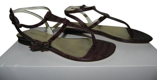 BCBGMAXAZRIA Brown Sandals