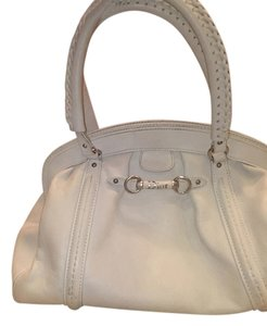 Dior Satchel in Cream