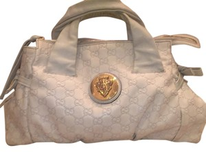 Gucci Satchel in Cream