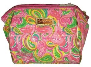 Lilly Pulitzer All Nighter Colony Cosmetic Bag