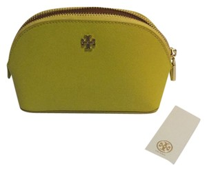 Tory Burch York Small Makeup Bag Sunshine
