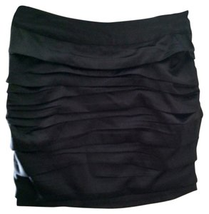 Express Mini Skirt Blac