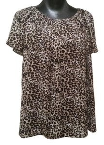 Vince Camuto Peasant Blouse New Tunic