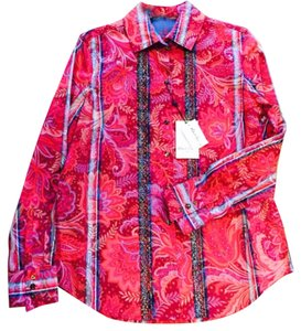 Robert Graham Marisa Button Down Button Down Shirt