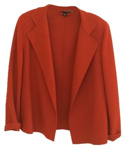 Ellen Tracy Burnt orange Blazer