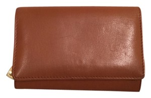 Jones New York Wallet Leather Trifold
