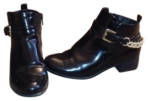 Forever 21 Blac Boots