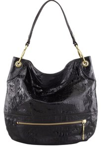 Organy Patent Leather Nwot Hobo Bag