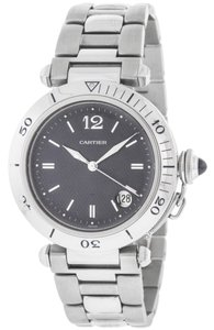 Cartier Cartier Pasha Seatimer W31017H3 Stainless Steel Automatic Men's Watch (2868)