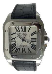 Cartier Cartier Santos 100 W20073X8 Stainless Steel Automatic Watch