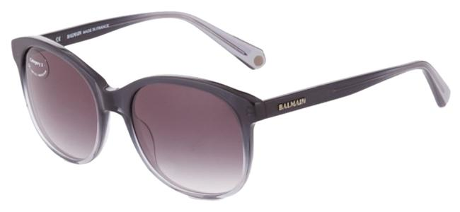 Item - Gray Gradient Rounded Sunglasses