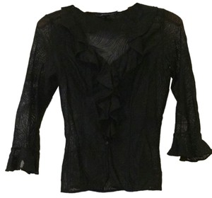 Arden B. Button Down Shirt Blac