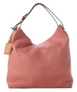 Reed Krakoff Pink Rk Rk.ej0609.06 Leather Hobo Bag