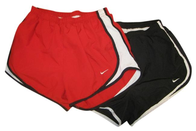 Item - Black/Red Lot Of 2 Tempo Activewear Bottoms Size 6 (S, 28)