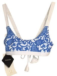 Lululemon Sports Bra Bikini Top New 6 Wave ride