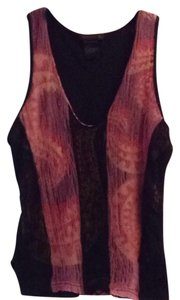 Custo Barcelona Top Black Multi