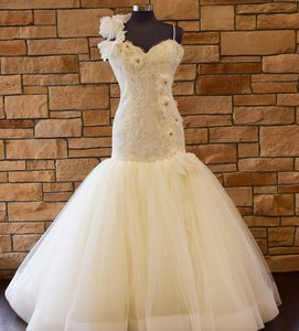 Lazaro 3259 Wedding Dress