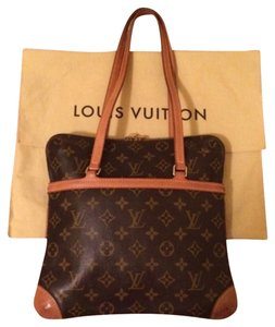 Louis Vuitton Tote in Brown Monogram LV